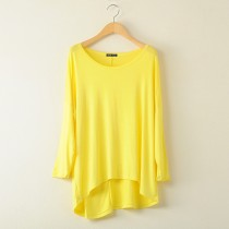 Womens Long-Sleeved T-Shirts