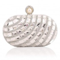 Womens New Luxury Diamond Evening Bag