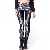 Womens Unique Print Leggings