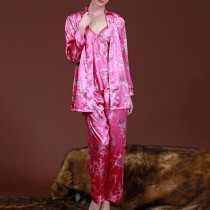 Womens Vintage Printed Nightwears